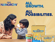 Nestlé NANGROW Samples For Free from New Delhi