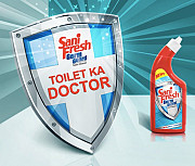 Free sample of Sanifresh Germ Guard from Chennai