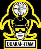 FREE QuaranTEAM Sticker from New York City