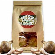 Free sample of Smoked garlic из г.Манила