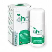 Free antiperspirant samples AHC SWISS from Dubai