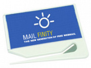 Free Letter Opener with Mailfinity logo from Perth
