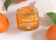 Vitamin C Instant Radiance Citrus Facial Peel from Charlottetown