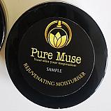 Sample of cream Pure Muse из г.Лондон