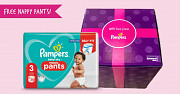 Get A Free Pack Of Nappy Pants In Size 3 из г.Белфаст