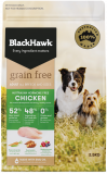 Free sample of Black Hawk for dogs from Darwin