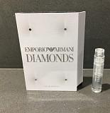 Free EMPORIO ARMANI Diamonds from London
