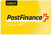 Бесплатные наклейки от postfinance из г.Киев