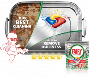 Fairy - CLAIM YOUR FREE 3 TABLET SAMPLE NOW from London