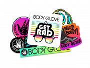 Body Glove Stickers из г.Сан Луис