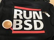 Пак наклеек от RunBSD из г.Москва