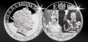 Free Commemorative Prince Philip Silver Coin from London