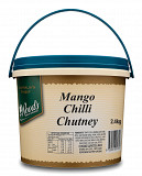 Try our delicious Wood's Mango Chilli Chutney from Brisbane