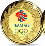 Order the Official Team GB 'The Road to Tokyo' Medal today for FREE from London