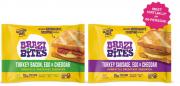 Brazi Bites Homestyle Breakfast Sandwiches from New York City
